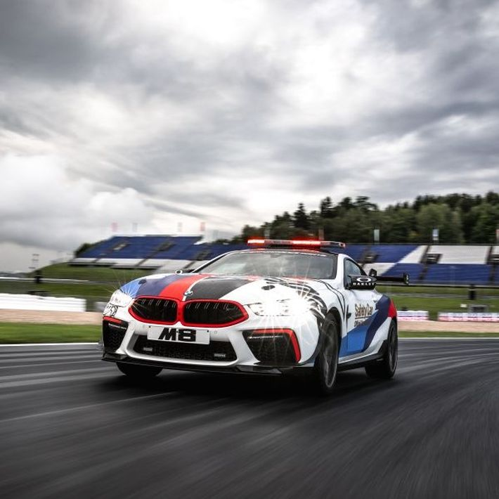 BMW M8 MotoGP™ Safety Car