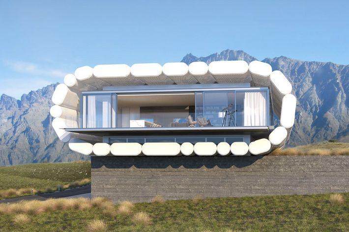 Felhő ház