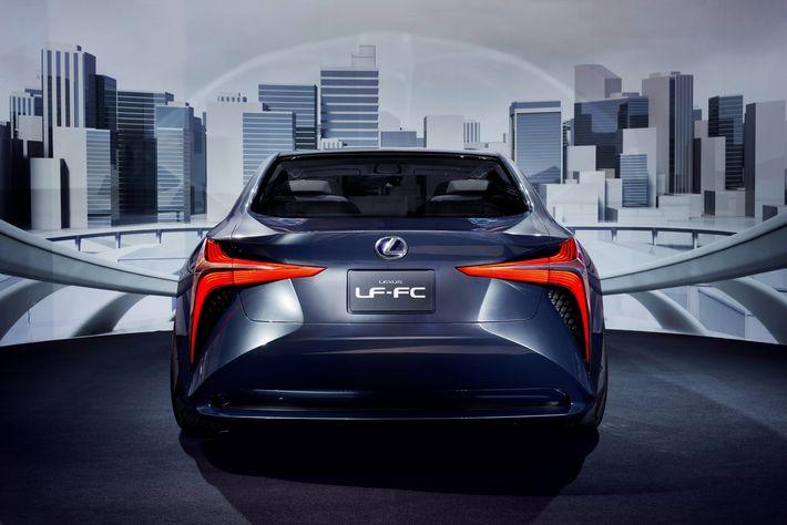 Lexus LS koncepció