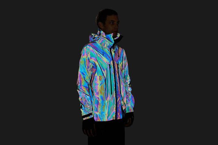 Vollebak's Black Light Jacket