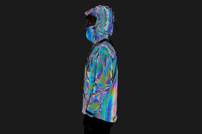 Vollebak's Black Light Jacket