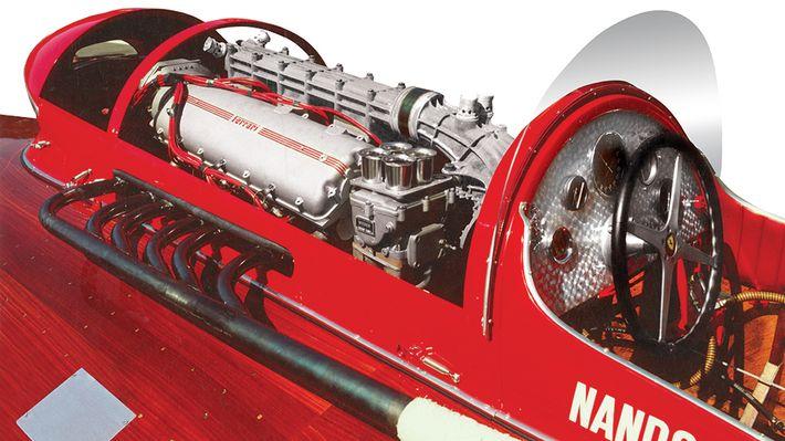 Ferrari motorcsónak
