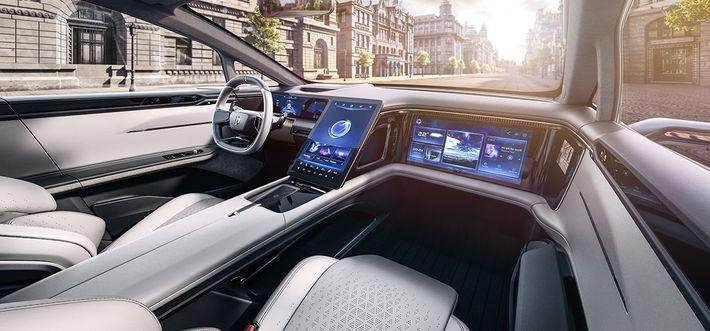 HiPhi az intelligens SUV
