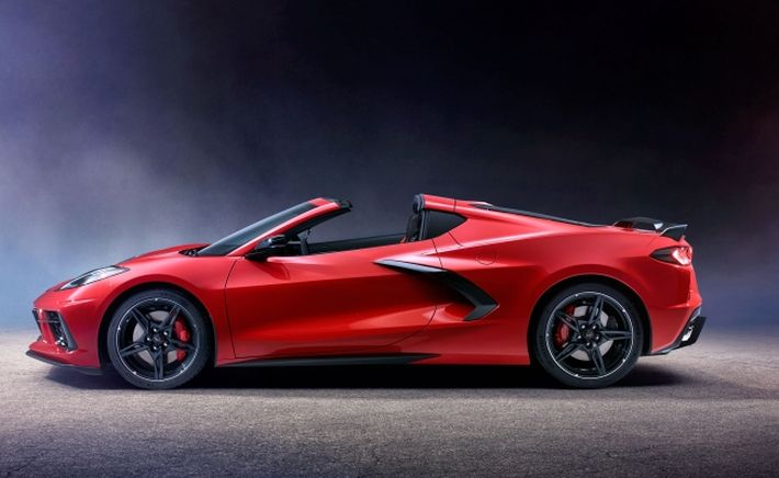 Chevrolet Corvette Stingray Kabrió 2020