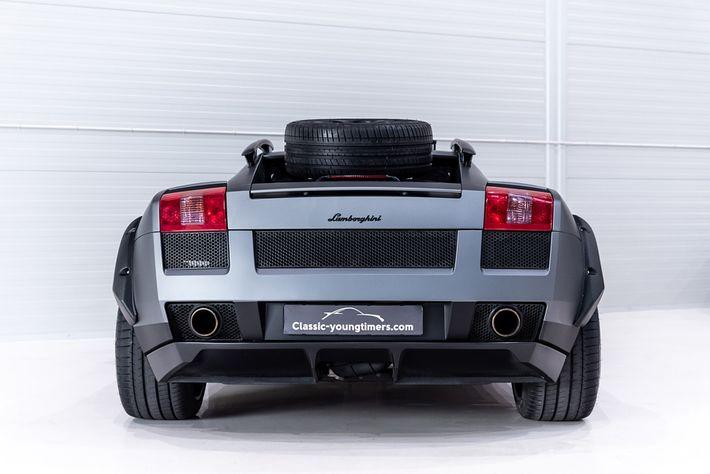Lamborghini Gallardo Off-road 2004