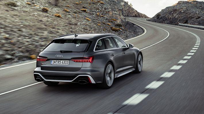 Audi RS6 Kombi