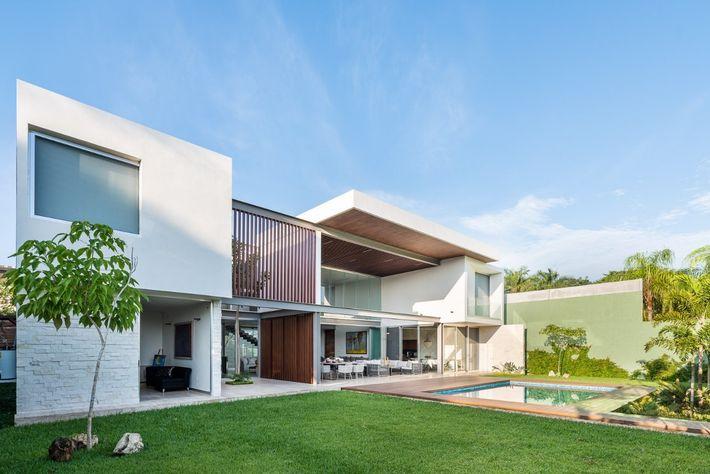 Pedregal house, a tökéletes családi otthon