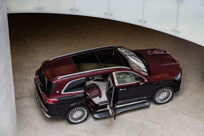 Az új Mercedes-Maybach GLS