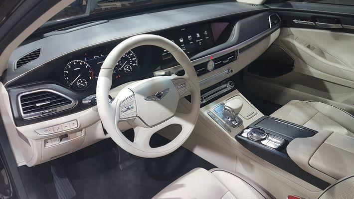 Genesis G90 2020 – emberközpontú luxus