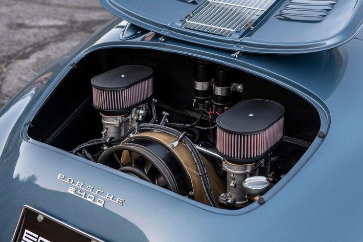Emory Porsche 356 – a törvényen kívüli