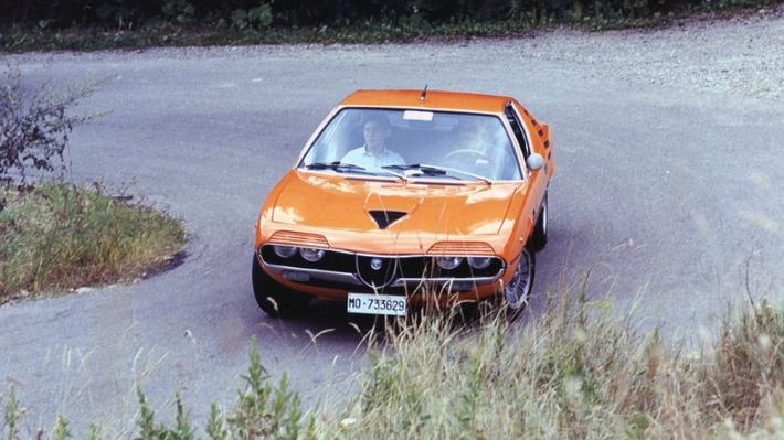 Az eredeti Alfa Romeo Montreal GT