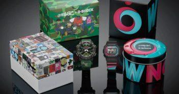 A Casio limitált szériás kollekcióval tiszteleg a Gorillaz rajongói előtt