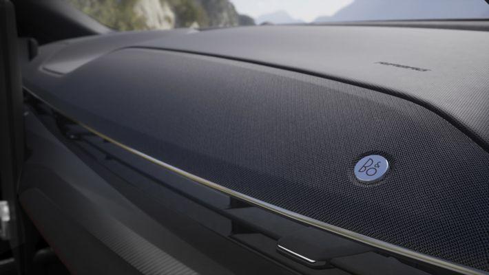 Ford Mustang Mach-E: hangrendszer