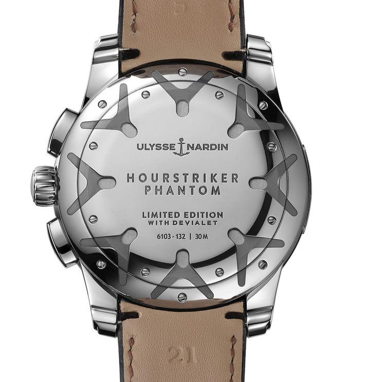 Hourstriker Phantom: Az Ulysse Nardin és a Devialet közös órája