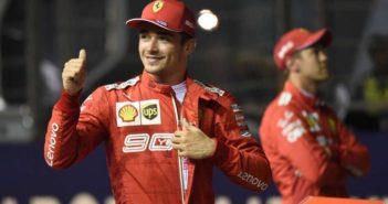 Leclerc vezeti a magyar autósport-rajongók népszerűségi listáját