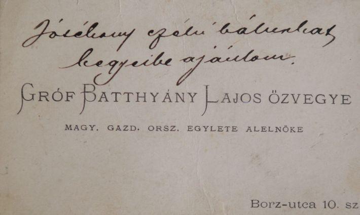 Batthyány-Schmidt Margó