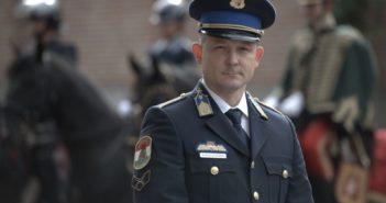 Madarász Róbert r.őrnagy