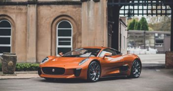 James Bond Jaguar C-X75