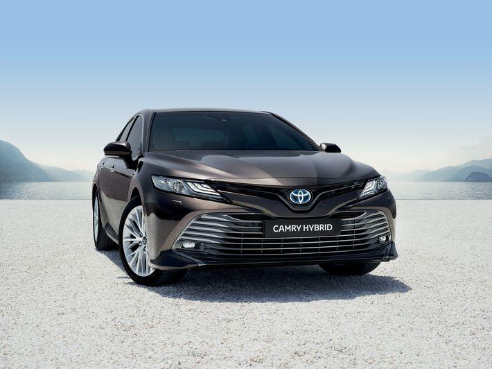 Hét mérföld - Toyota