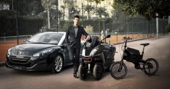 A Peugeot új nagykövete