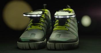 Night runner, világító futócipő