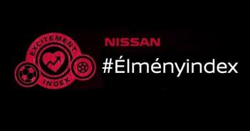 Nissan Élményindex 2016