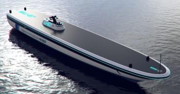 Atom meghajtású teherszállító hajó