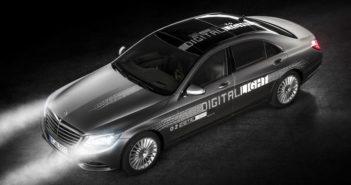 Mercedes Digital ight