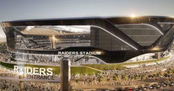 Megastadion épül Las Vegasban