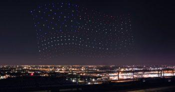 A Super Bowl drónjai