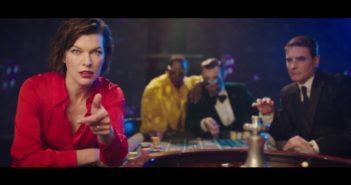 Áramló éjszaka - Milla Jovovich