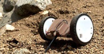 NASA PUFFER robot