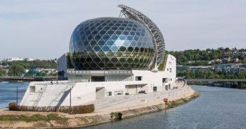 La Seine Musicale hangversenyterem Párizsban
