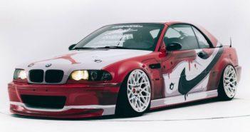'Air Jordan 1 Chicago' BMW