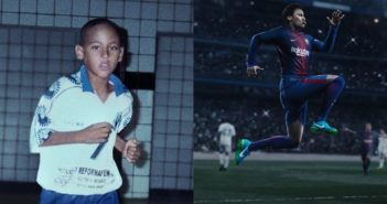 Nike futballcipő