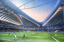 Zaha Hadid Al Wakrah stadionja
