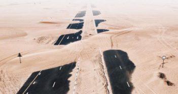 Sivatagi fotósorozat Dubaiból és Abu Dhabiból