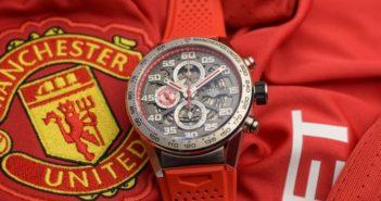 Carrera Heuer 01 Manchester United