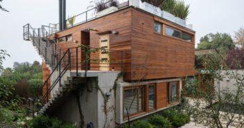 Modern faház - RH House