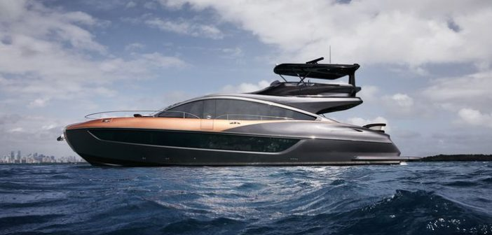 Marquis Yachts & Lexus LY 650