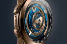 Ulysse Nardin Executive Moonstruck karóra